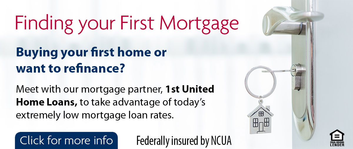 Finding your First Mortgage