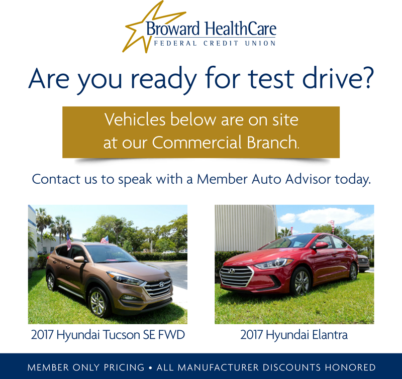 Are you ready for test drive? Contact us to speak with a Member Auto Advisor today.